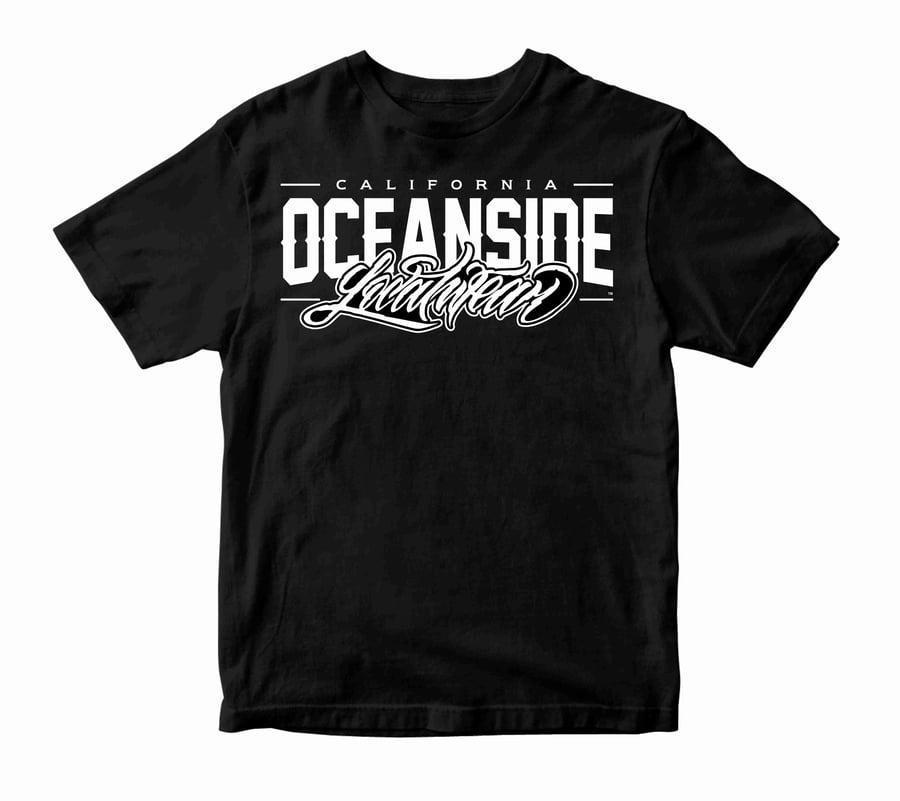 Image of Oceanside Localwear Logo