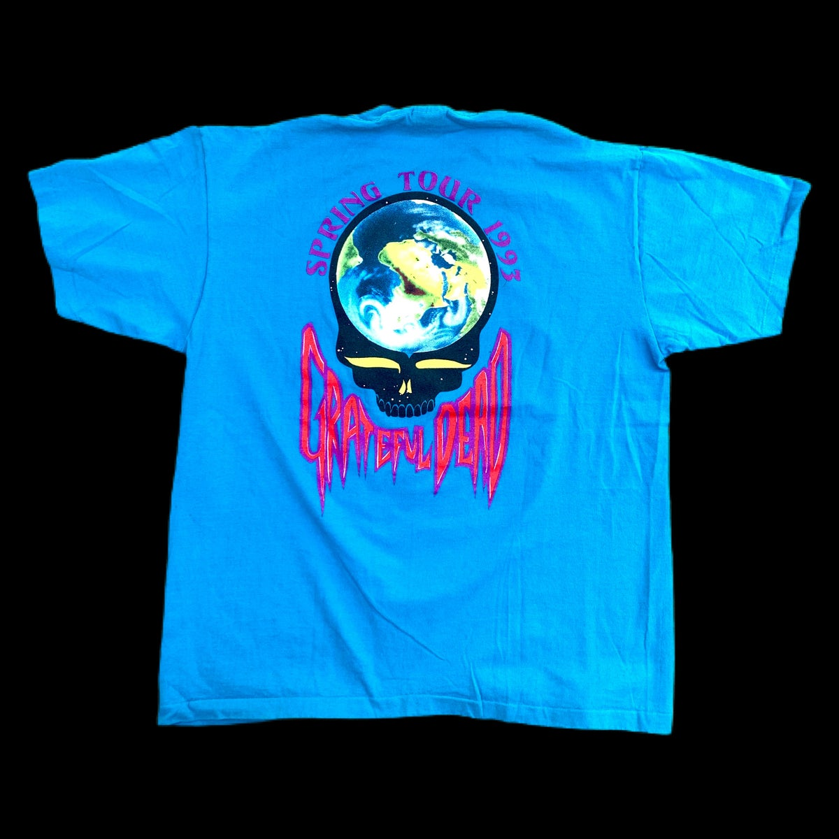 Original Vintage Grateful Dead Spring Tour 1993  - XL