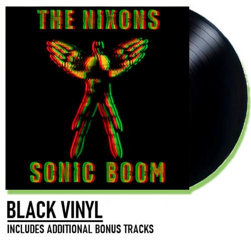 Image of Sonic Boom Black Vinyl