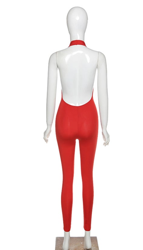 Image of Strawberry | Jumpsuit