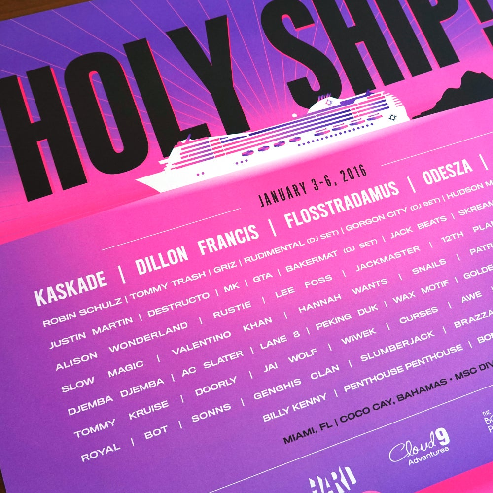 2016 Holy Ship Sailing 1