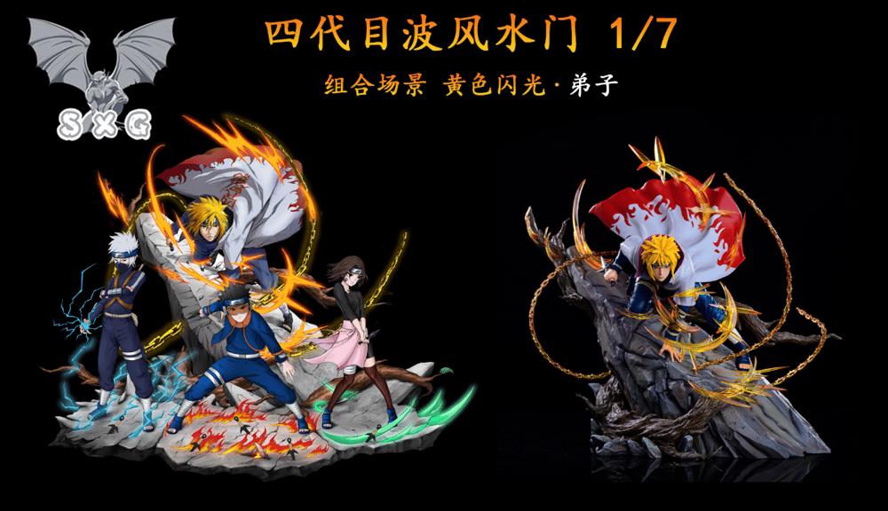 Image of [Last-Stock]Naruto SXG Studio Namikaze Minato resin statue