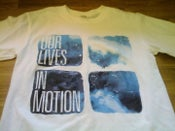 Image of Our Lives In Motion - Salvation In Secrets Shirt