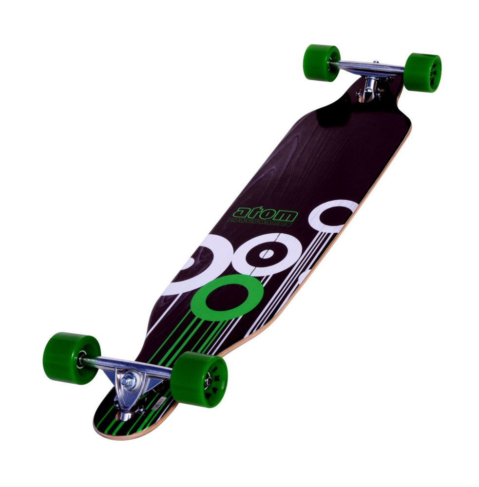 Image of Atom Drop-Through Longboard - 41""