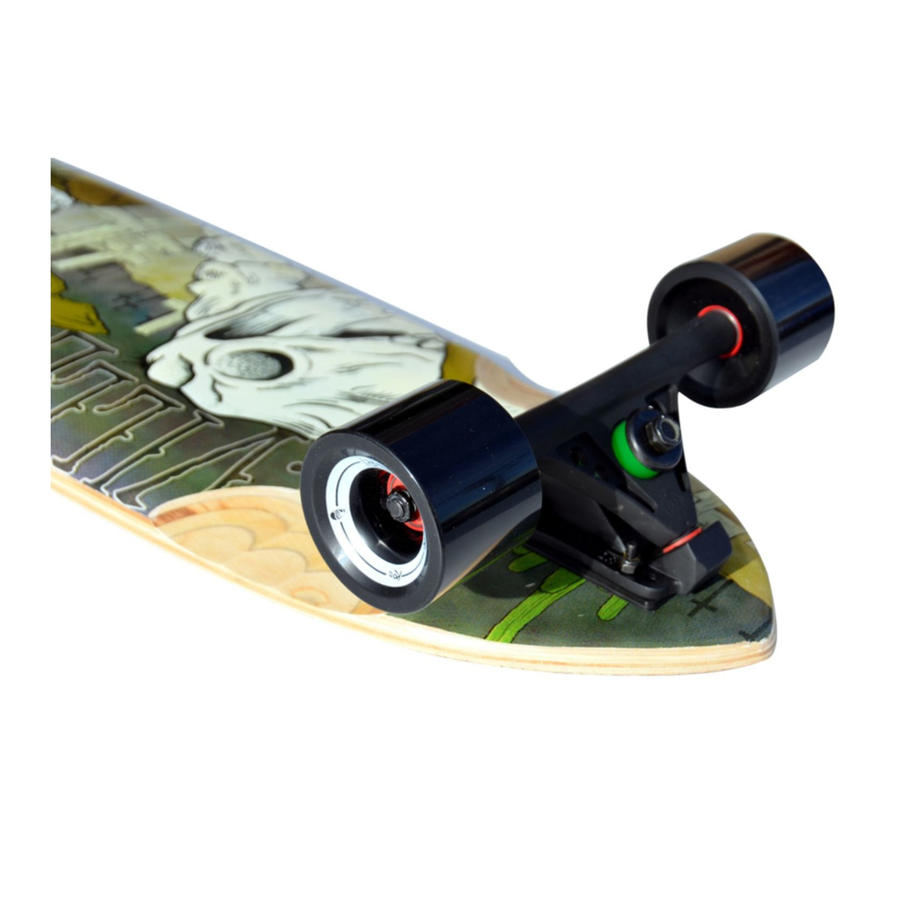 "Image of Deville Tombstone - 37"" Downhill Longboard"