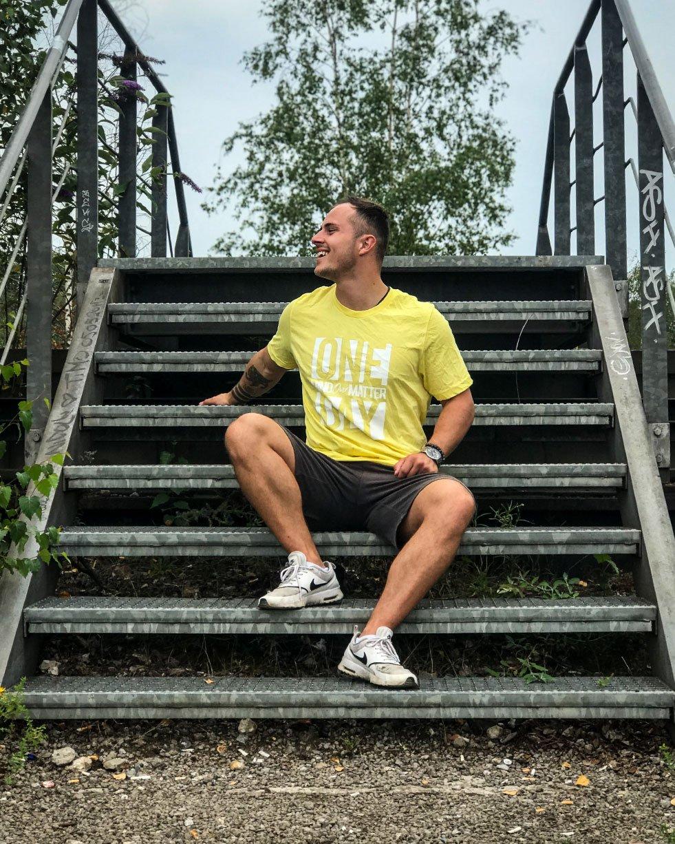 Image of OneDay Unisex Shirt   Sunshine