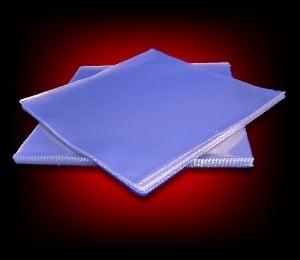 Image of 20 Pochettes plastique PVC pour 33 Tours