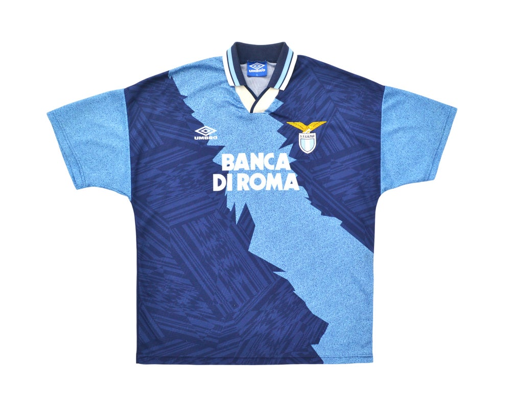Image of 1994-95 Umbro Lazio Away Shirt XL