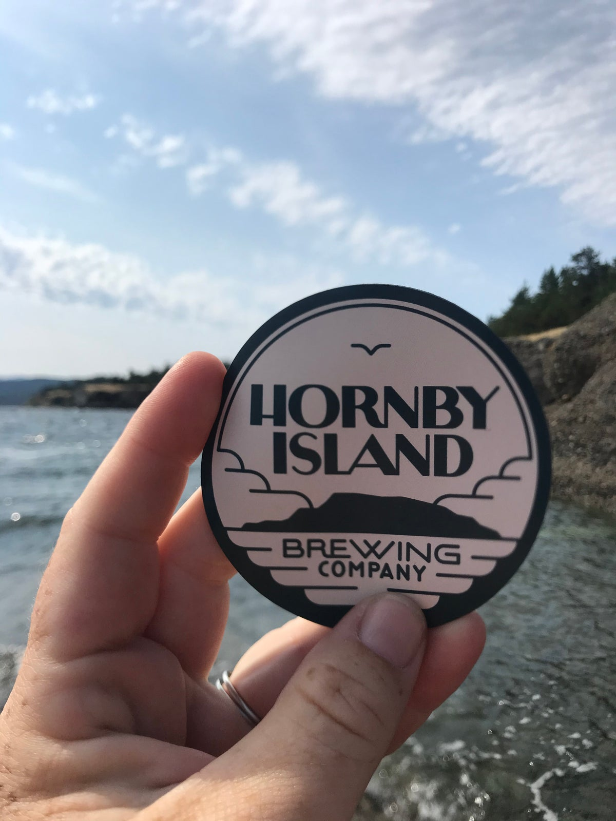 Image of Hornby Island Brewing Company Magnet
