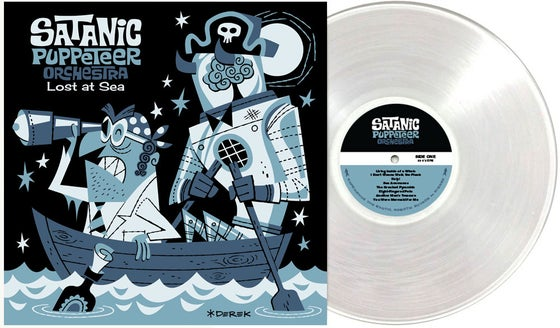 "Image of Lost at Sea 12"" EP"