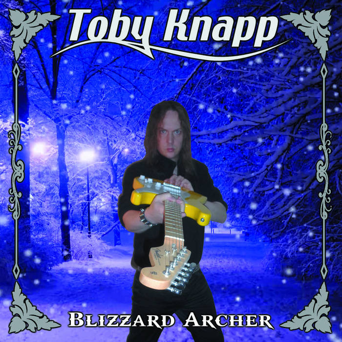 "Image of Toby Knapp ""Blizzard Archer"" CD 2019"