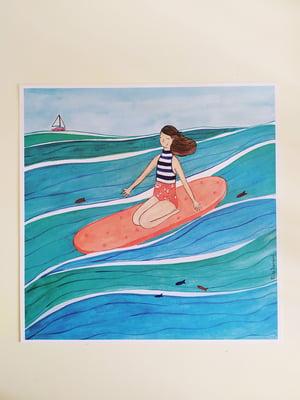 Image of Surf yoga