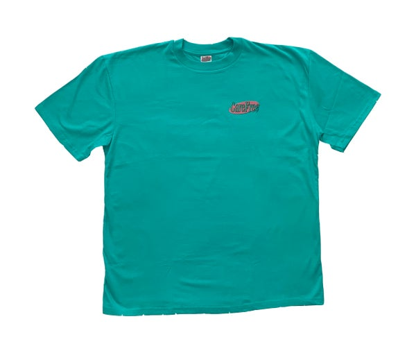 Image of Logo Essentials T-Shirt (Columbia Green)