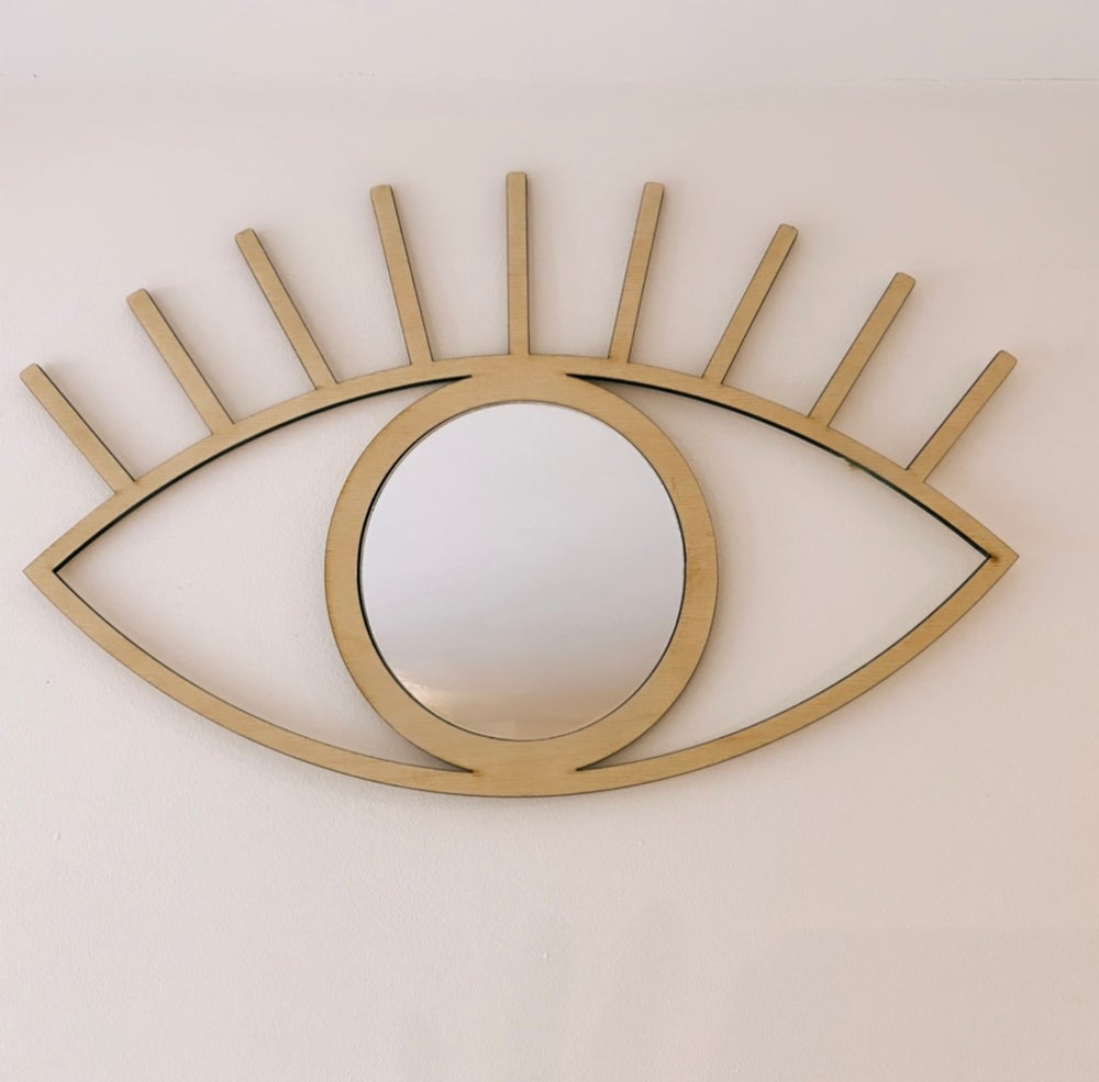 Image of Eye Mirror