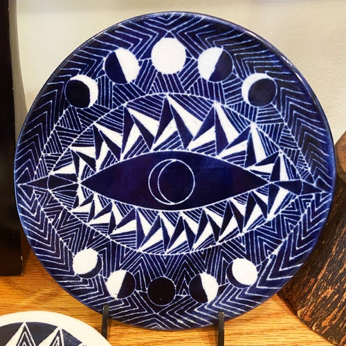 Image of Spirit Eye Small Plate