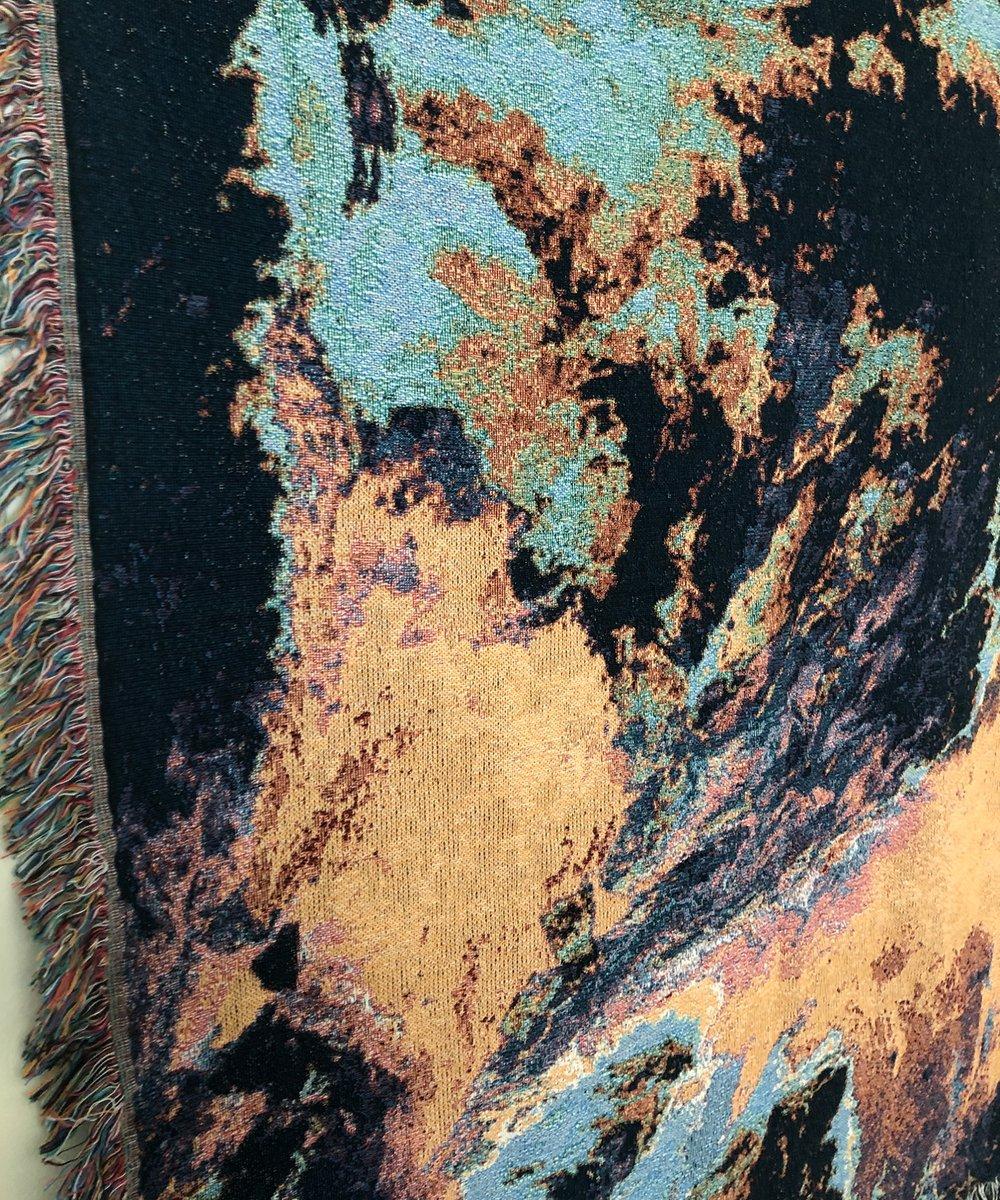 Woven Blanket #18