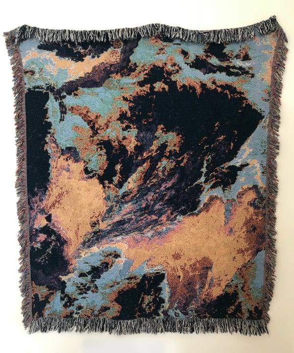 Image of Woven Blanket #18