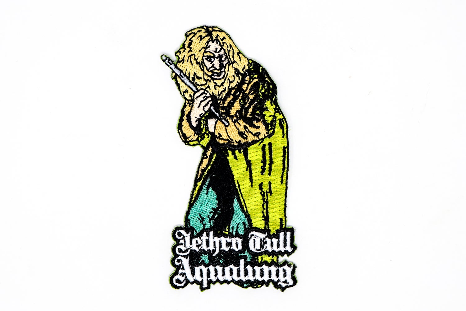 Image of Jethro Tull - Aqualung Iron On Patch