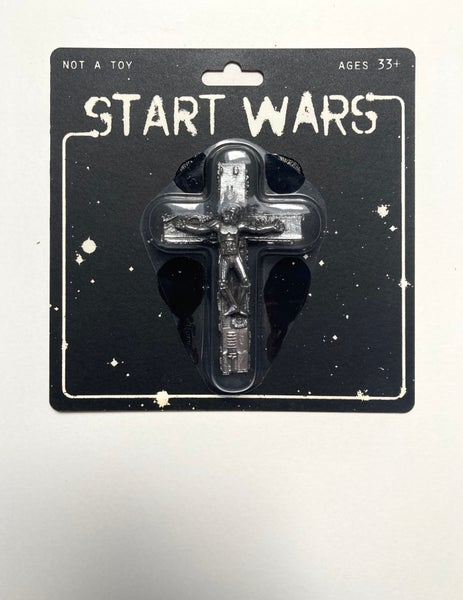Image of START WARS - DIRTY CHROME