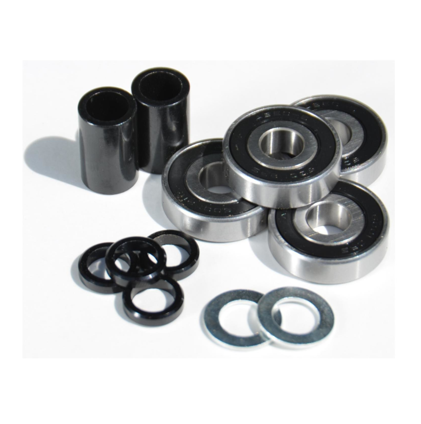 Image of 10mm X 28mm - MBS Scooter Bearings / Phase Two Retrofit (Set of 4)