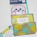 Image 2 of Too Faced Sparkling Pineapple Eyeshadow Beauty Bundle