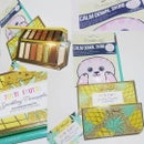 Image 4 of Too Faced Sparkling Pineapple Eyeshadow Beauty Bundle