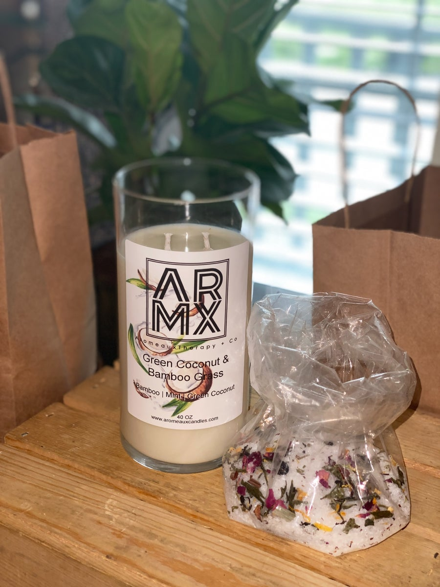 Image of ARMX 40oz XXL CANDLES