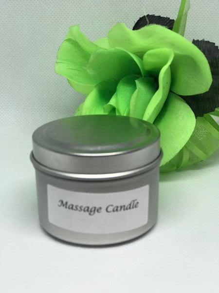 Image of Massage Candle