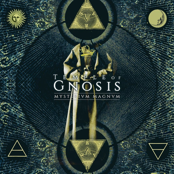 Image of TEMPLE OF GNOSIS -Mysterivm Magnvm- EP 2015