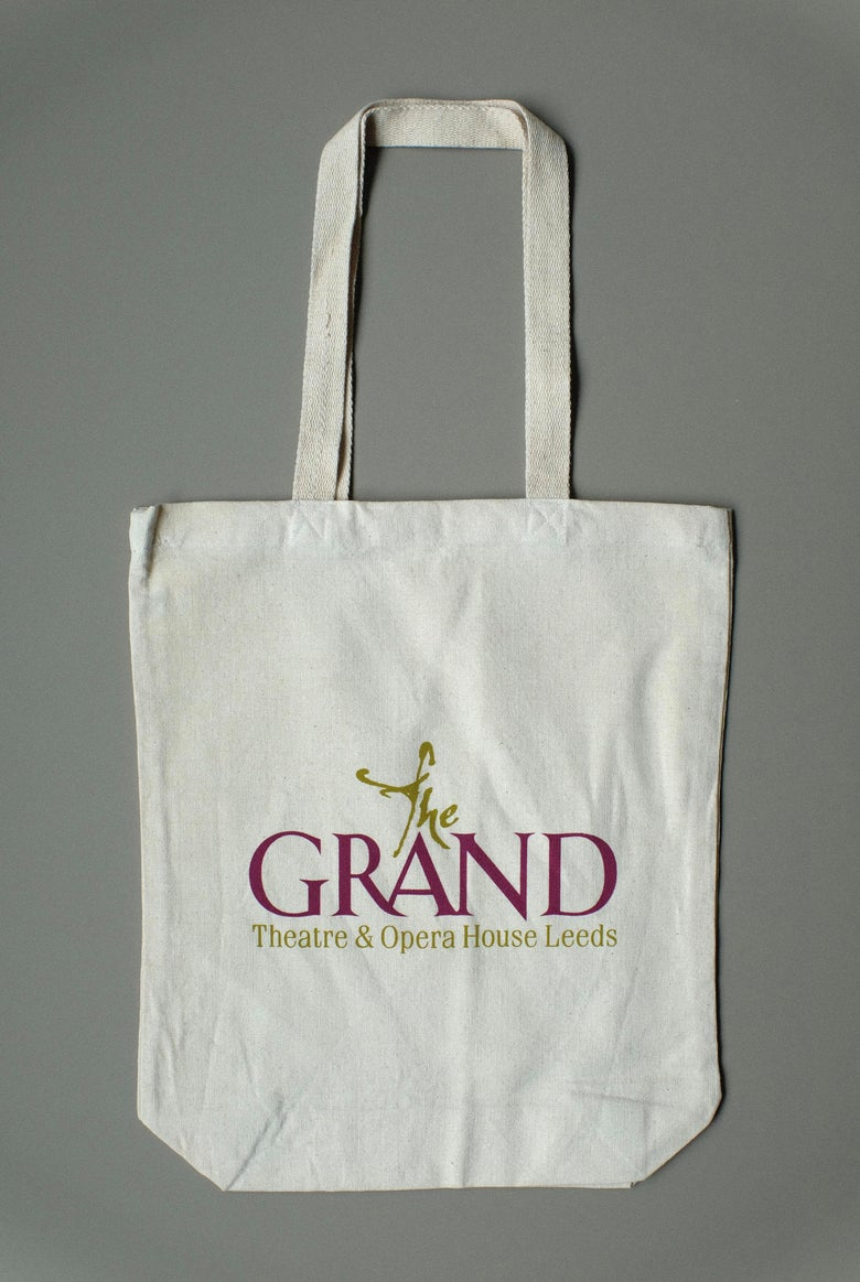 Image of Tote Bag | Leeds Grand Theatre