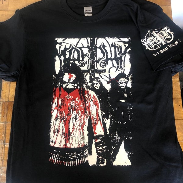 Image of Marduk Rom 5:12 Tshirt