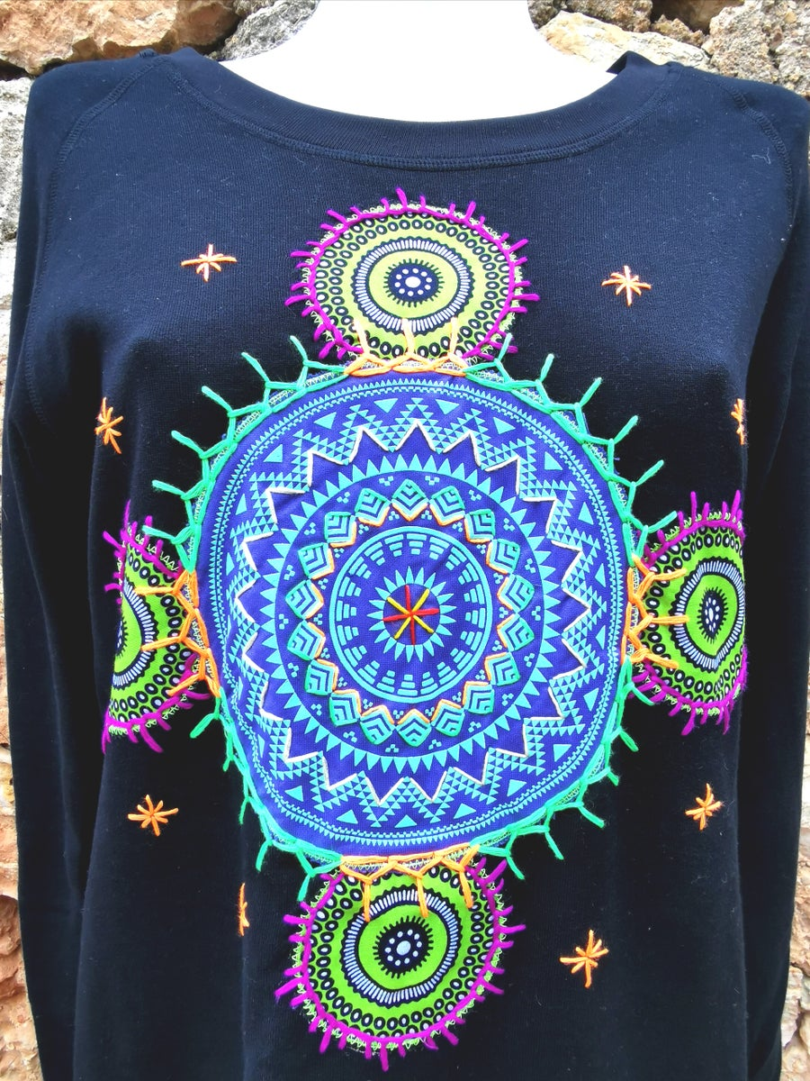 Image of Open Portal Sweatshirt S