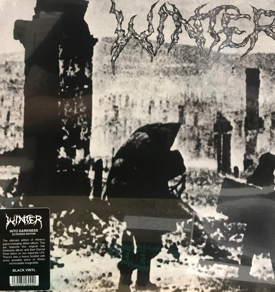 Image of Winter-Into Darkness Extended Edition 2 LP