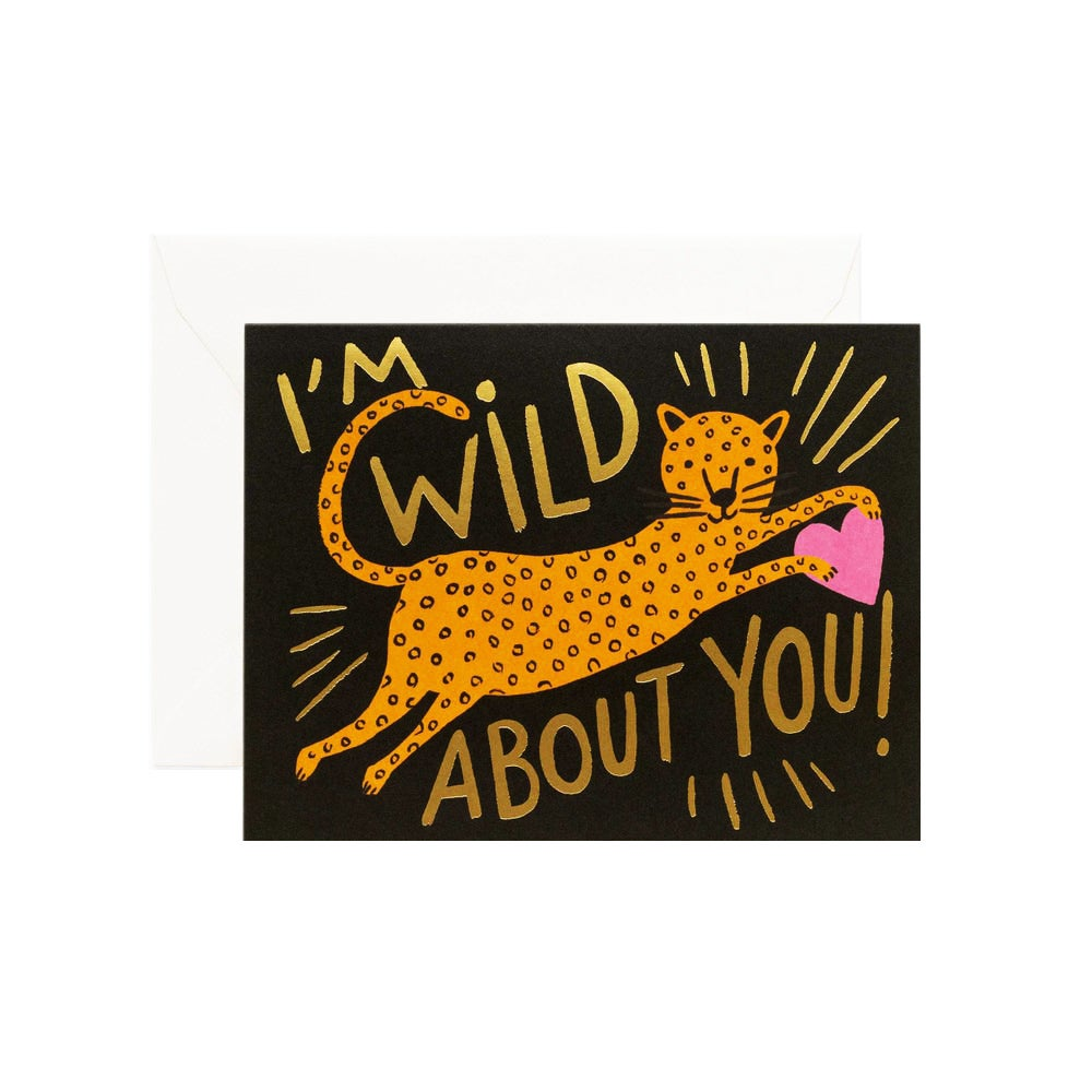 Image of WILD ABOUT YOU