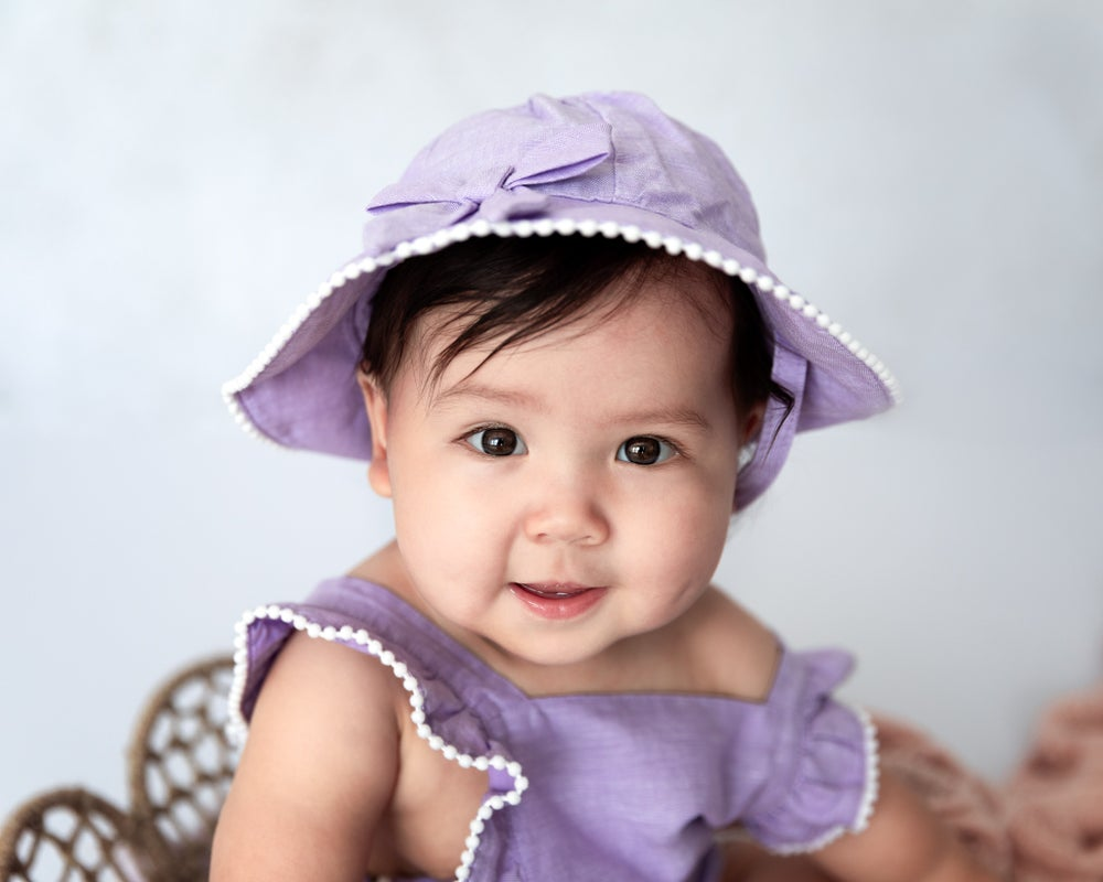 Image of BABY MILESTONE SESSION. booking fee