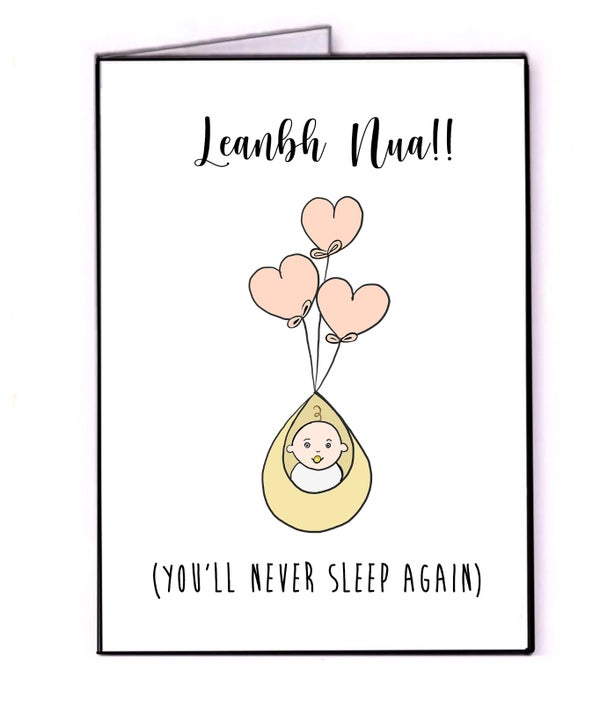 Image of Leanbh Nua (New Baby)