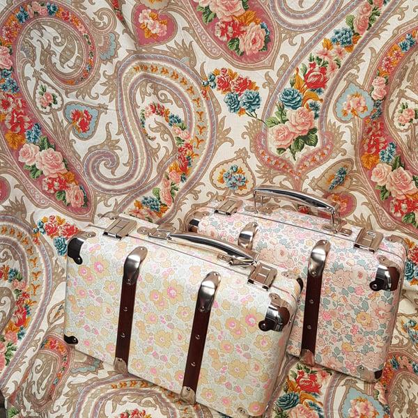 Image of Liberty Petite Valise Suit case - Betsy Barbapapa