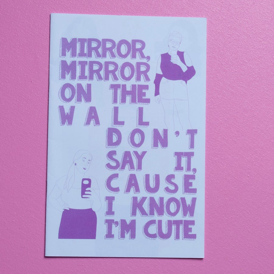 Image of Mirror Mirror Zine