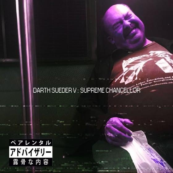 Image of AJ SUEDE : DARTH SUEDER V : SUPREME CHANCELLOR : Limited cassette release