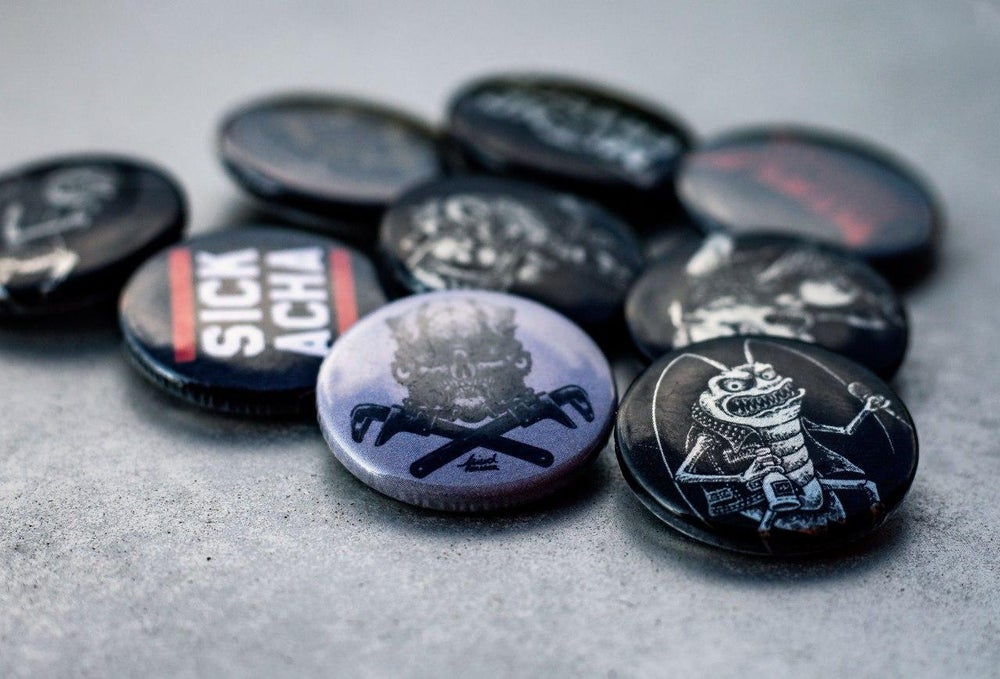 Image of New 2020 badges (pack of 6 or 10)