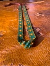 "Hatband - ""Emerald Diamonds"""