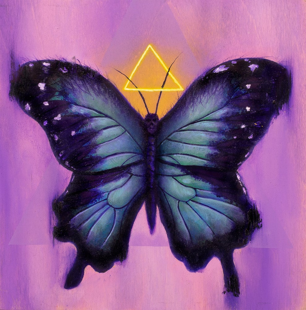 """Image of """"Butterfly (with the skull face)"""""""