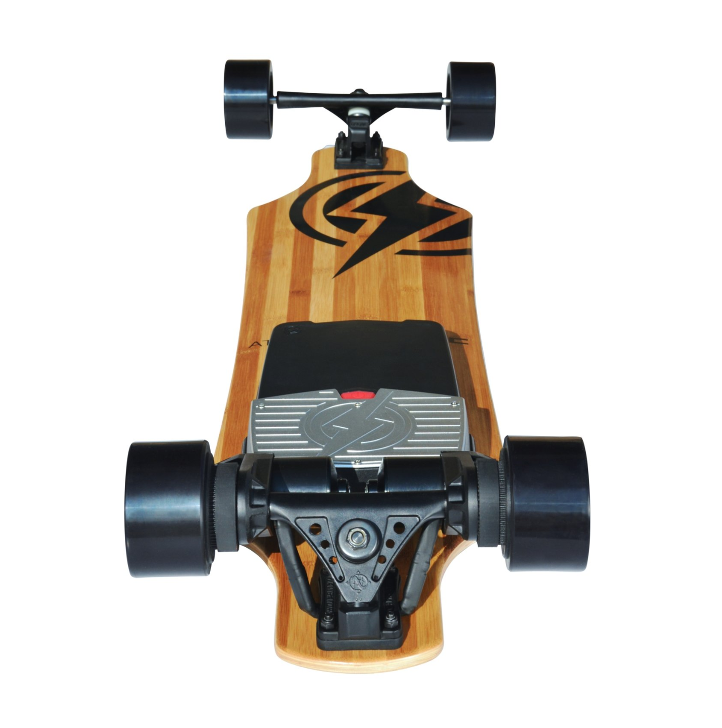 Image of Atom Electric B18-DX (2-in-1) All Terrain / Street Longboard Skateboard - 180Wh Lithium Battery - 18