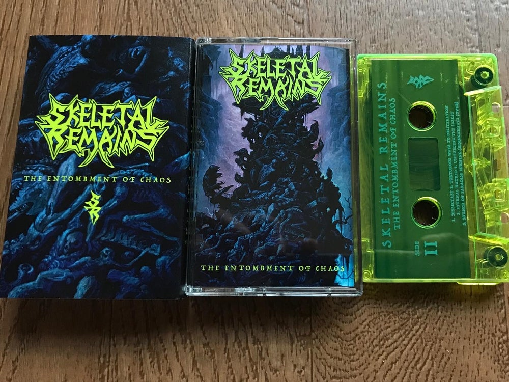 The Entombment Of Chaos Tape + Pin