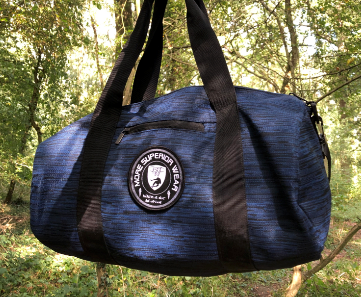MSW barrell gym bag