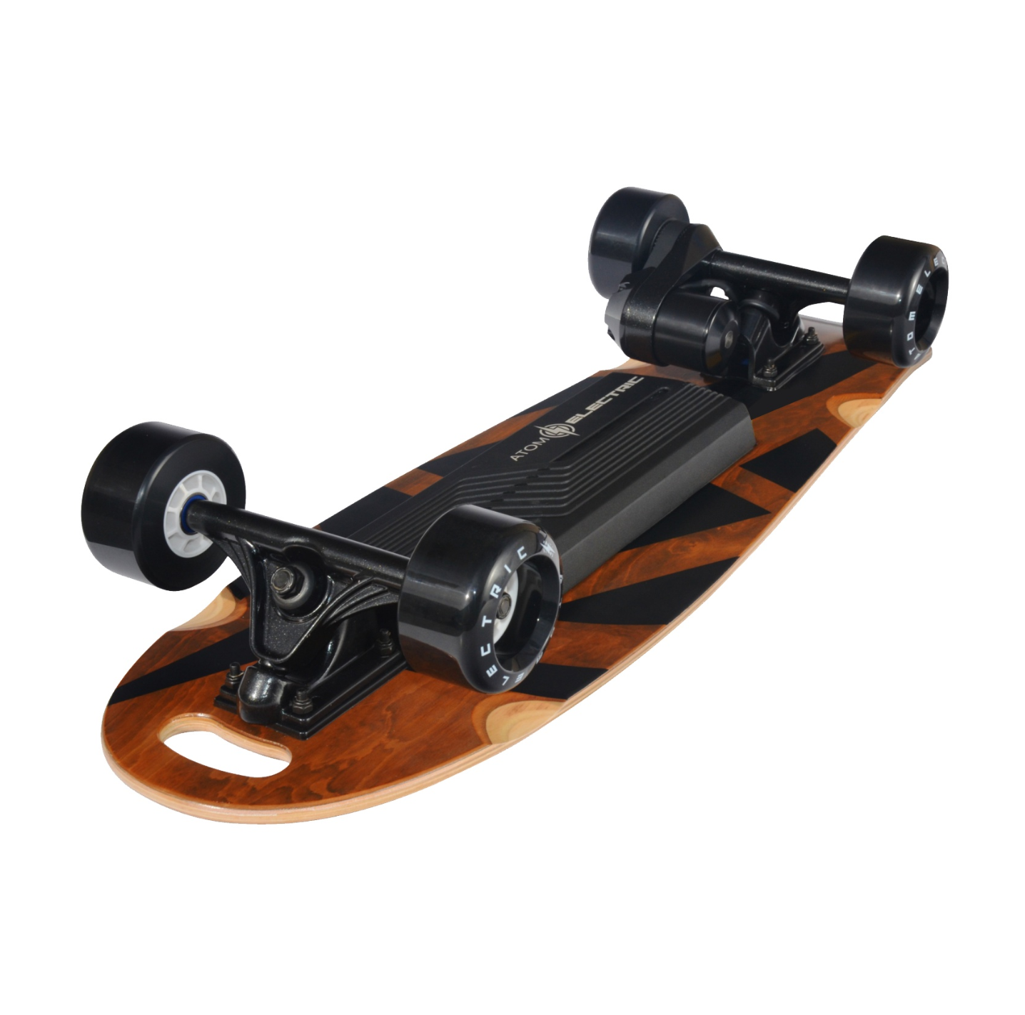 Image of Atom Electric B10 Skateboard - 90Wh Lithium Battery - 1000W Motor