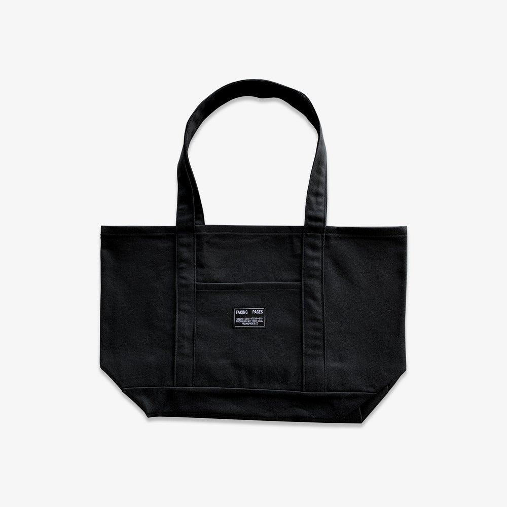 Image of TOTE-BAG, BLACK
