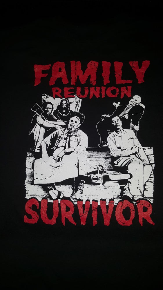 Image of ASST HORROR T SHIRTS