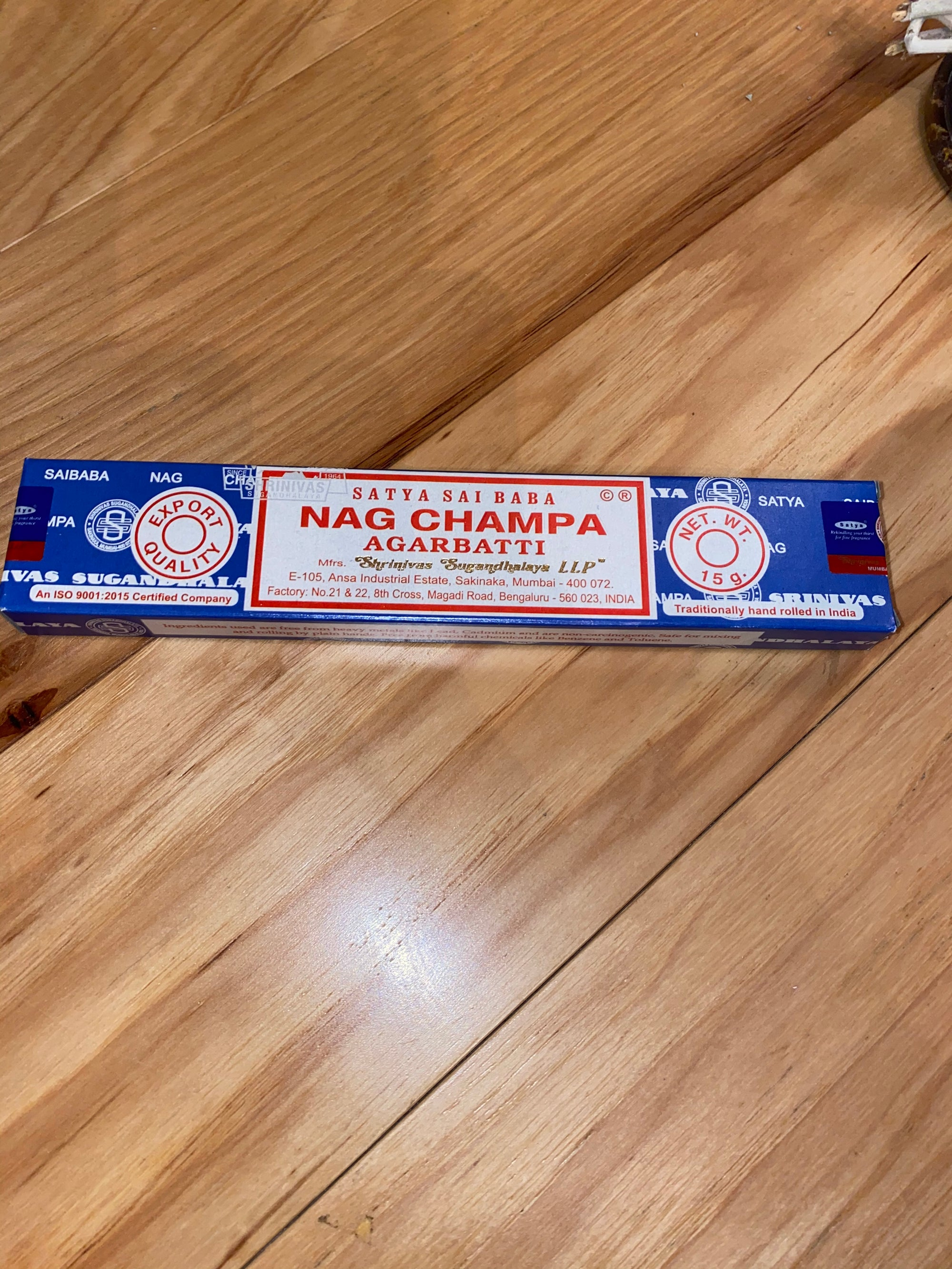 Image of Nag Champa Incense