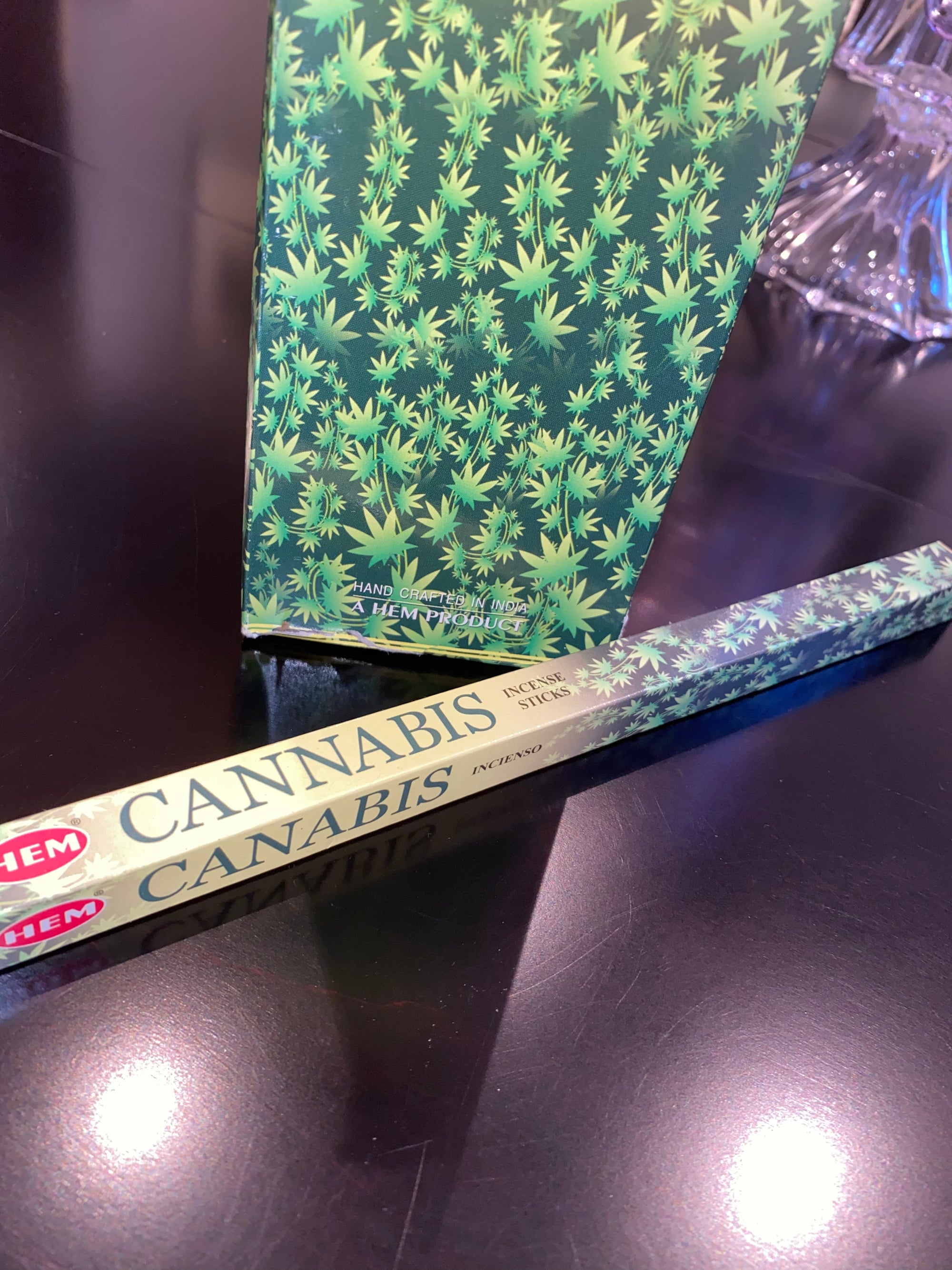 Image of Cannabis Fragrance Incense